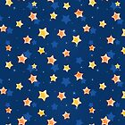 Stars Pattern by kotopes