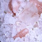 Himalayan Crystal Salt  by DreamCatcher/ Kyrah Barbette L Hale