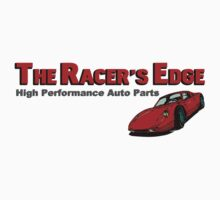 The Racer's Edge by waywardtees