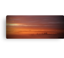 The Forth at Dawn Canvas Print