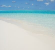 Maldives beach by luissantos84