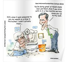 Newt's New Job by Londons Times Cartoons Poster