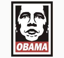 Obey Obama Giant by midniteoil