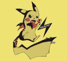 Digi-Pikachu by Ryuuji