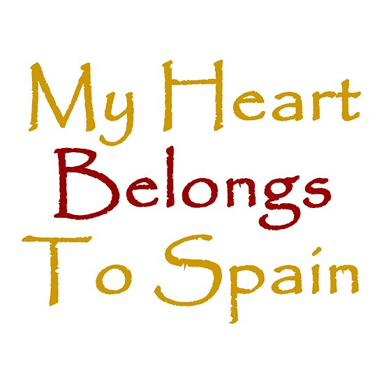 My Heart Belongs To Spain by supernova23