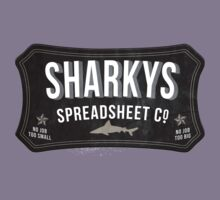Sharkys Spreadsheet Co by cupacu