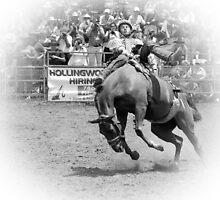 Taralga Rodeo bg 1 by Graham Grocott