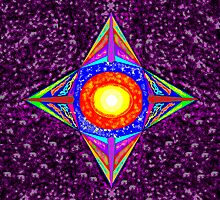 Star in the dark universe by varnasarovara