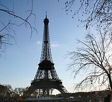 Eiffel Tower by moes747