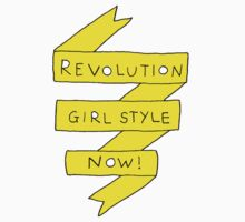revolution girl style now! by yippywhippy