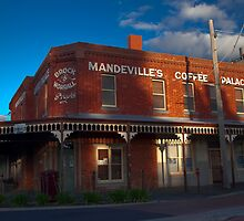 Mandeville's Coffee Palace by Phillip Haley