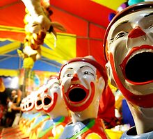Who's Afraid of Clowns? by Catherine C.  Turner