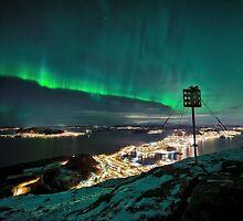 Aurora Borealis by Stian Rekdal