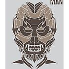 WOLF MAN  by LUX  inif
