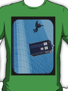 how he did it T-Shirt