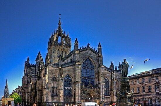 St Giles by Tom Gomez