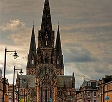 St Mary's Episcopal Cathedral by Tom Gomez