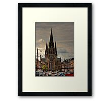 St Mary's Episcopal Cathedral Framed Print