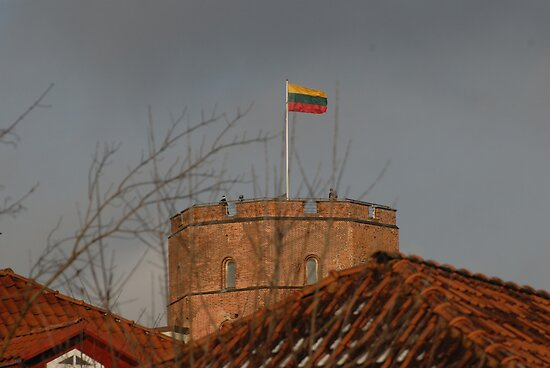 Lithuania 2 by Antanas