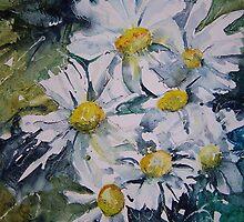 flowers by Anne Nicholson