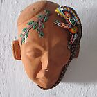 Huichol Mask - Mascara Huichol by PtoVallartaMex