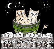 The Odd Couple by Anita Inverarity