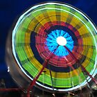 Spinning Wheel by RedOwlPhoto