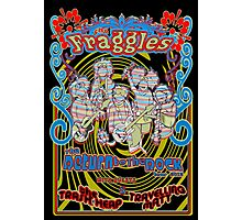 Fraggles - return to the rock tour poster Photographic Print