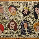 Horrible Histories - Kings and Queens by aislinndraws