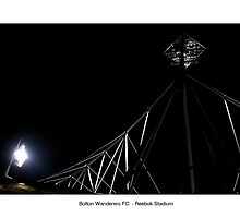 Bolton Wanderers - Reebok Nights by footypix