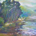Swimming Clouds -  Winnererremy Bay, Mona Vale, Australia by Paulina Kazarinov