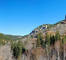 Spearfish Canyon in Black Hills, South Dakota by North22Gallery
