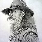 Old American Cowboy 02 by JimmyT