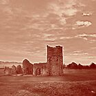 Knowlton Church  by delros