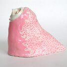 Little breath - pink floral by Belin
