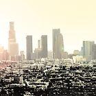 Los Angeles Sunset by MJ Gardner