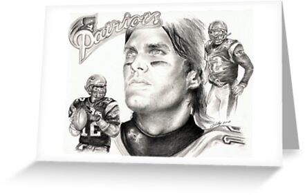 Tom Brady by Kathleen Kelly-Thompson