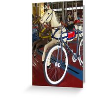 Fixie Play & Fun Greeting Card