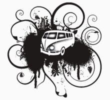 VW Graffiti  Kids Clothes