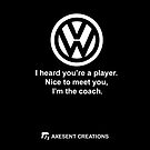 VW coach by axesent
