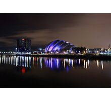The Clyde auditorium Photographic Print