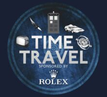 TIME TRAVEL by Ailsa Hay