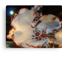 The Dancer - La Bailarina Canvas Print