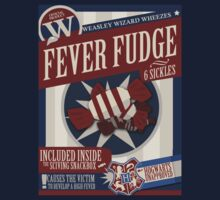 FEVER FUDGE - Weasley Wizard Wheezes by Ailsa Hay