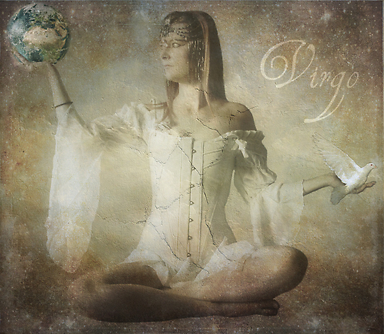 Virgo... by MarieG