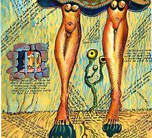 Quite a Pair of Legs by ivDAnu