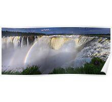Horseshoe Falls Poster