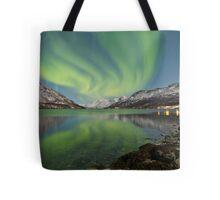 Aurora Reflection Tote Bag