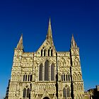 Salisbury Cathedral by tunna