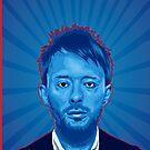 Thom Yorke by tmhoran